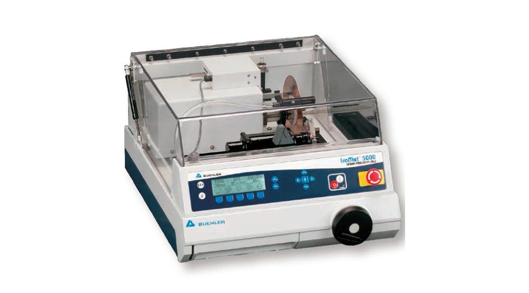 IsoMet®4000&5000线性精密切割机