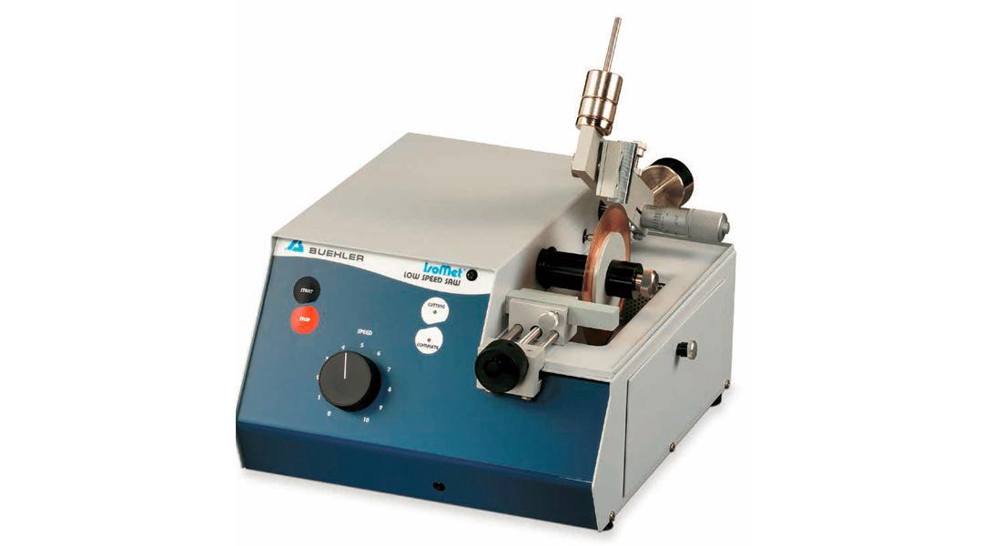 IsoMet低速精密切割机