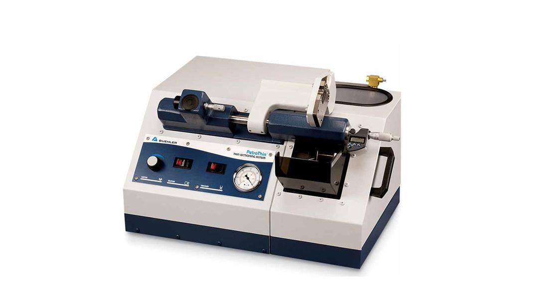 PetroThin 薄片切割系统/岩相切割机