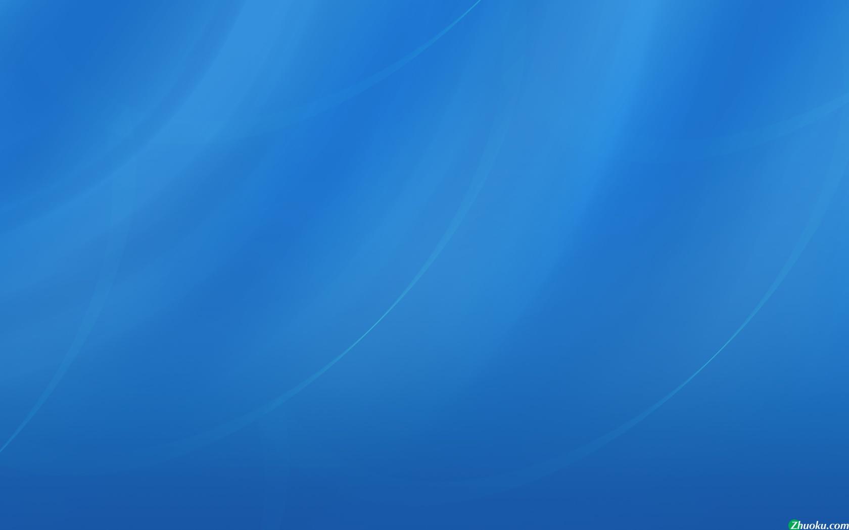 纯色蓝色素材背景图