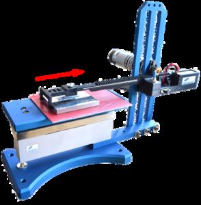 forceboard摩擦系数测量